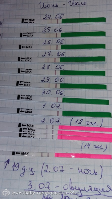 Проведение теста на беременность до задержки менструации: насколько это оправдано?
