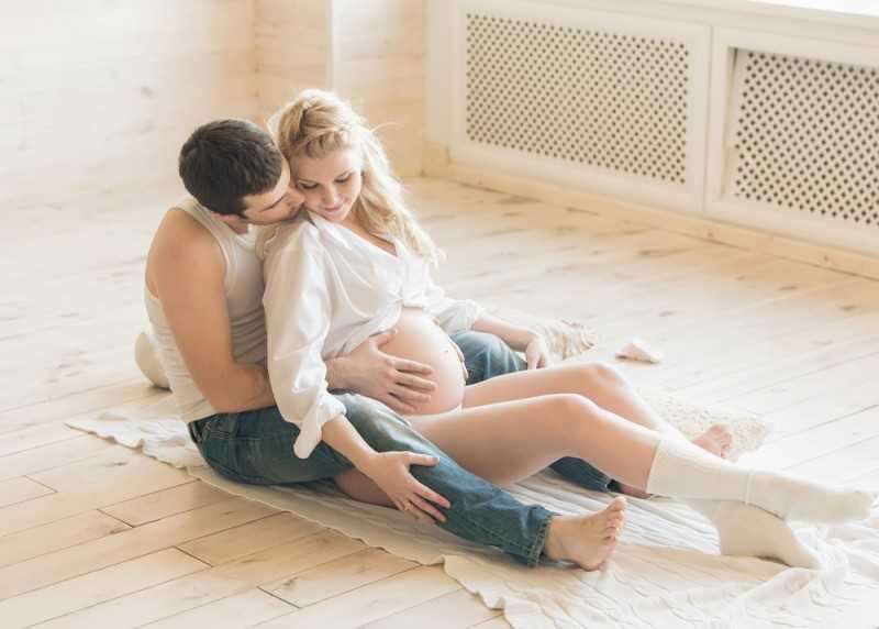 Полезно ли заниматься йогой во время беременности?
