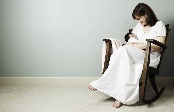 Как укладывать ребенка спать без укачивания