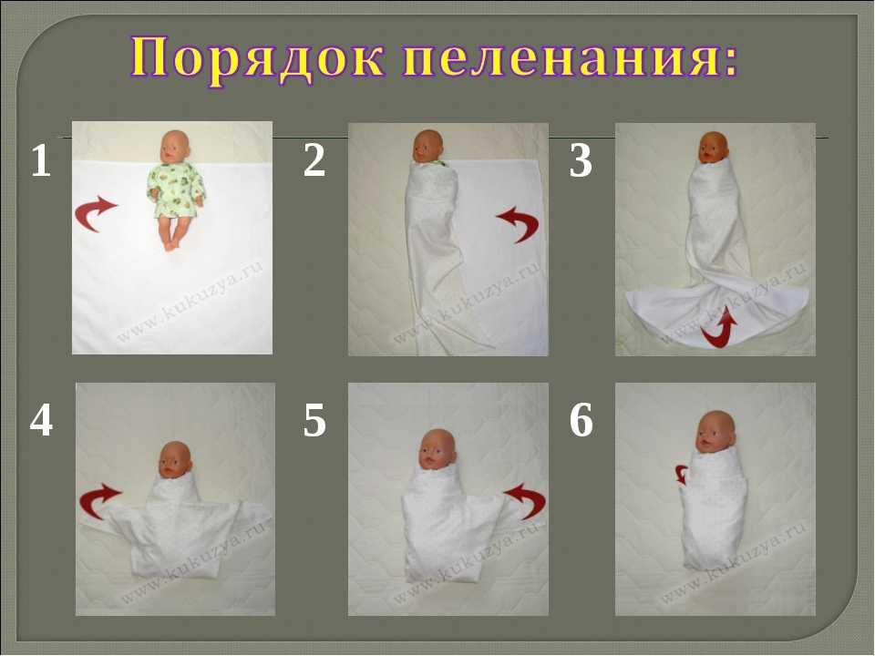 Зачем пеленают новорожденных детей: обязательно или нет, когда можно перестать
