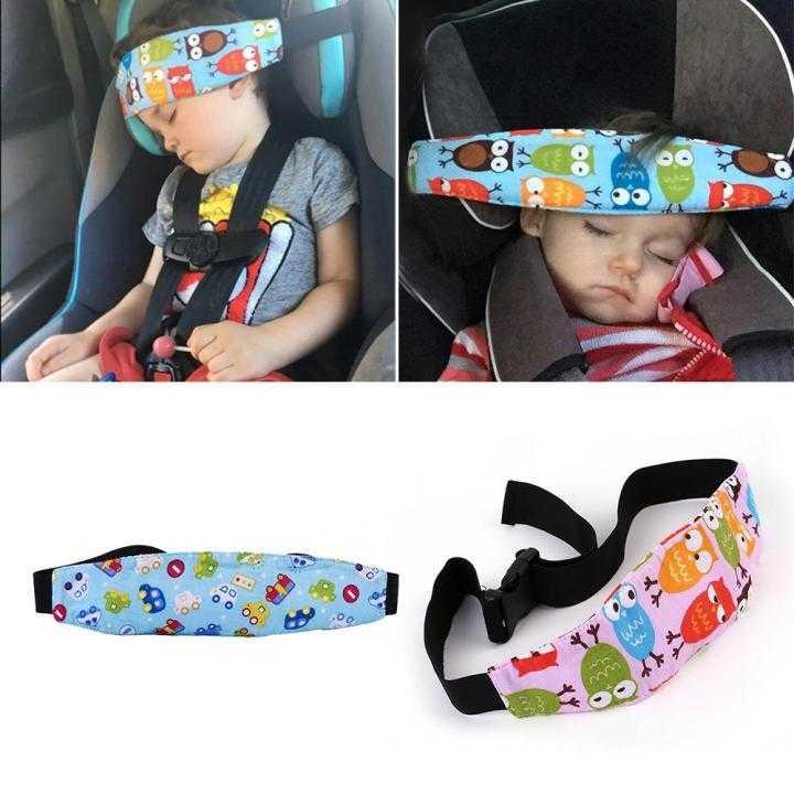 Фиксатор головы ребенка в автокресле — держатель клювонос и другие