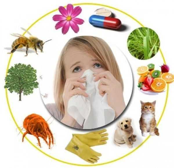 Психосоматика: аллергия
