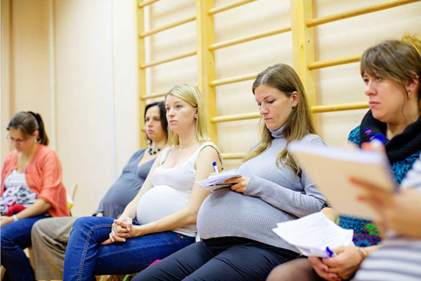 5 вопросов, которые задают все беременные. курсы для беременных