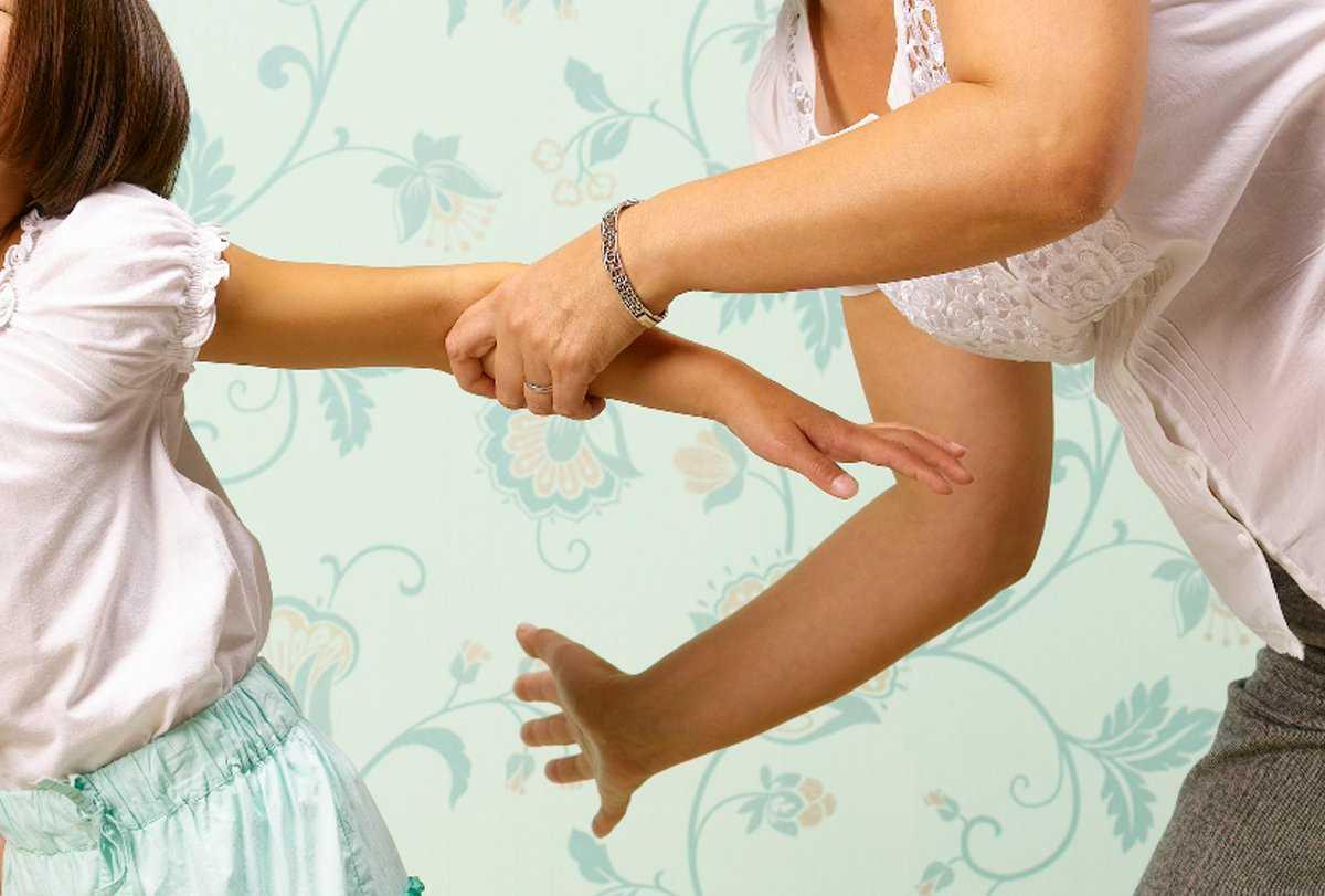 Почему нельзя шлепать детей: веские причины (исследования)