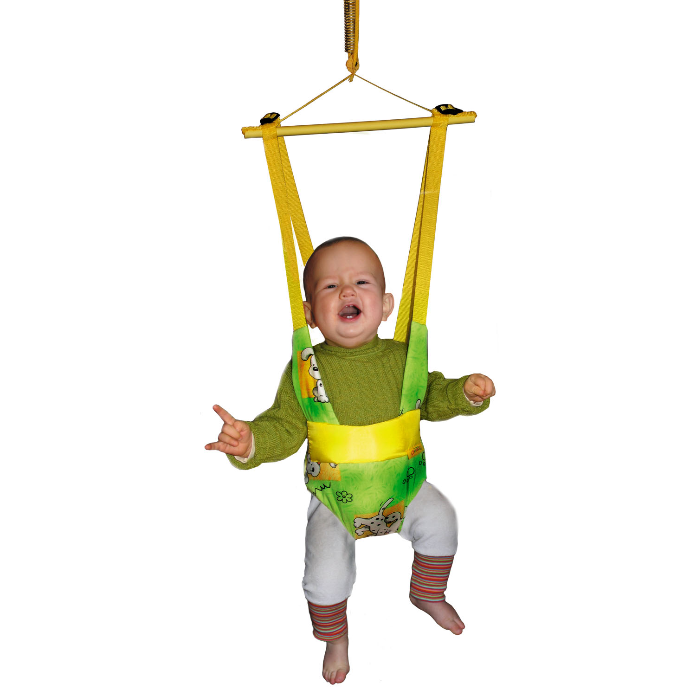 Прыгунки для ребенка: с какого и до какого возраста, вред и польза для мальчиков и девочек, как выбрать детские прыгунки / mama66.ru
