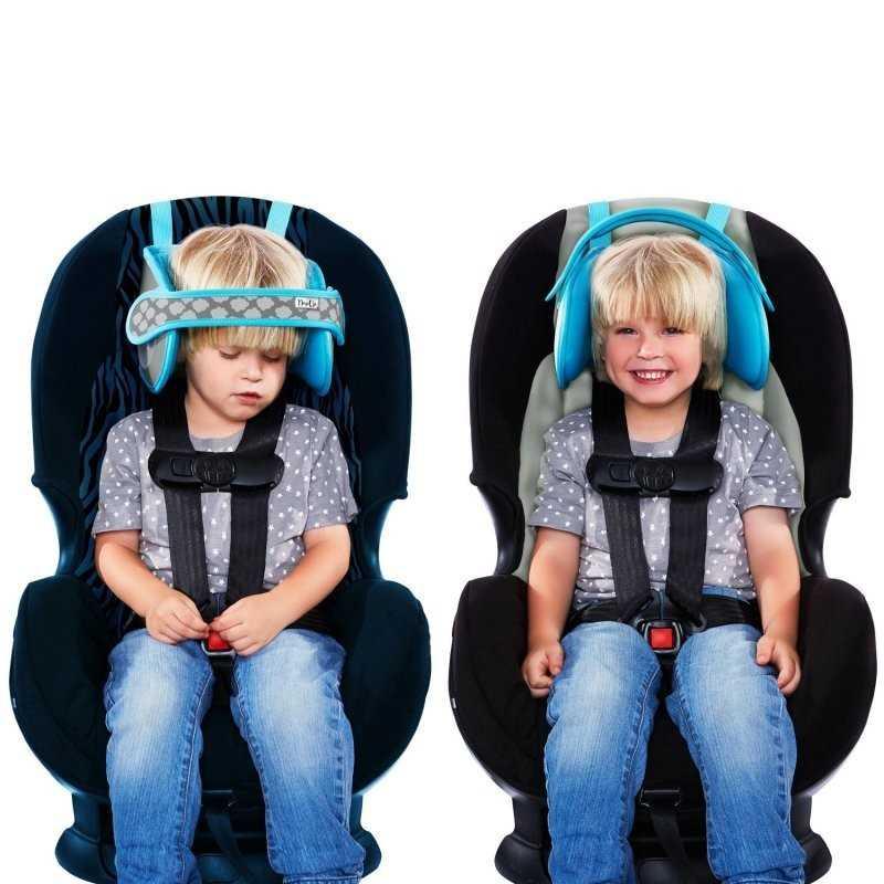 Разновидности держателей головы ребенка в автокресле | auto-gl.ru