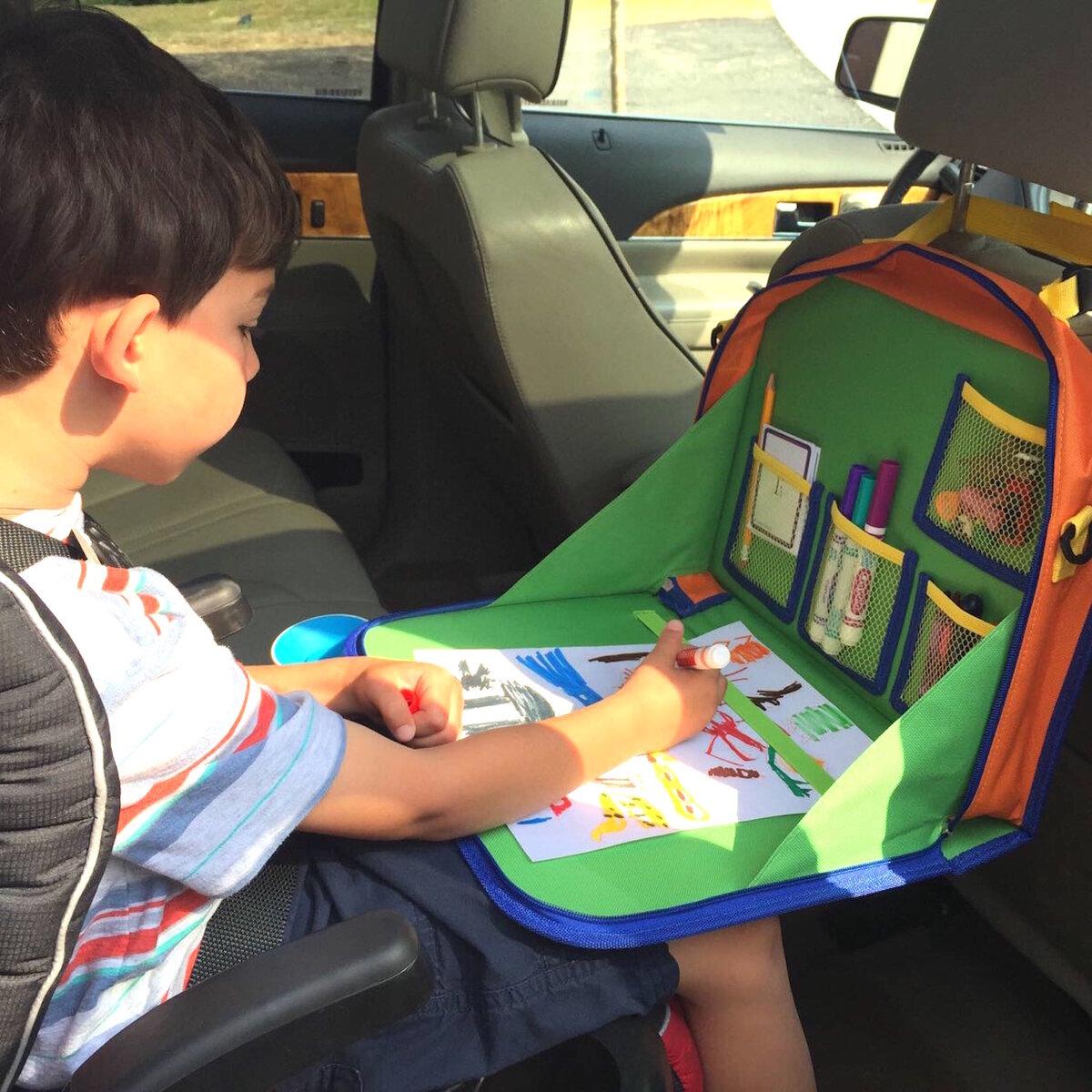 Как организовать детей в поезде, придумать им занятие, чем развлечь