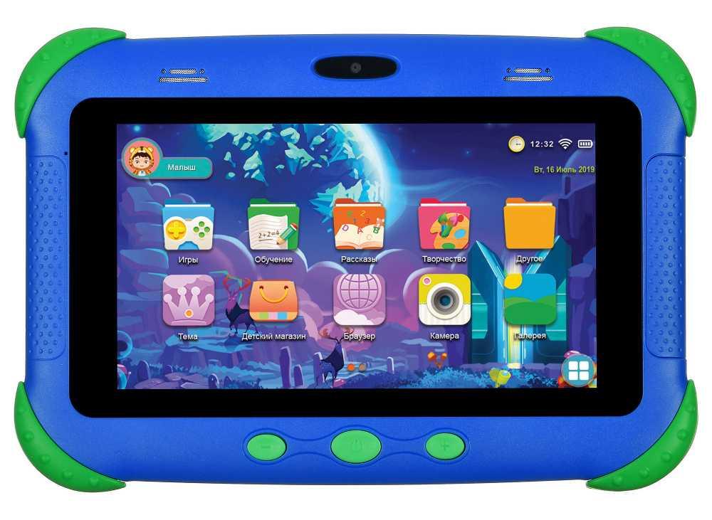 Как выбрать детский планшет для развивающих игр и обучения?