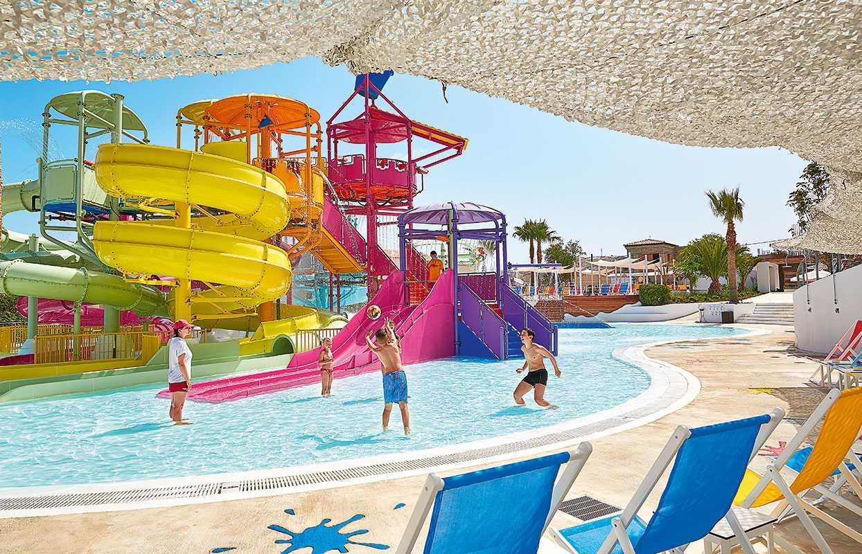 Где хорошее место для отдыха на крите с детьми (куда поехать в сентябре)