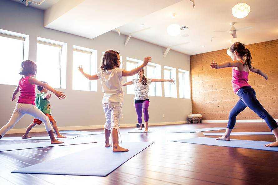 Аэробика для детей: польза, виды, особенности