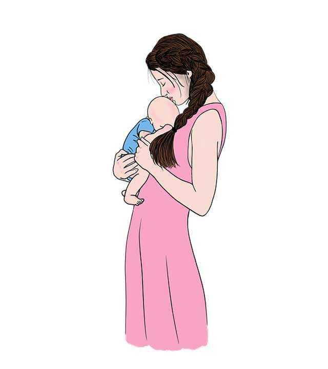 Почему новорожденный младенец часто икает