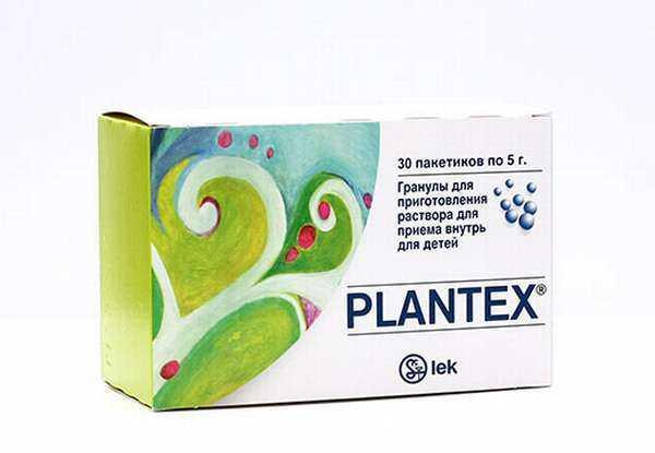 Плантекс в качестве средства от коликов у новорожденных