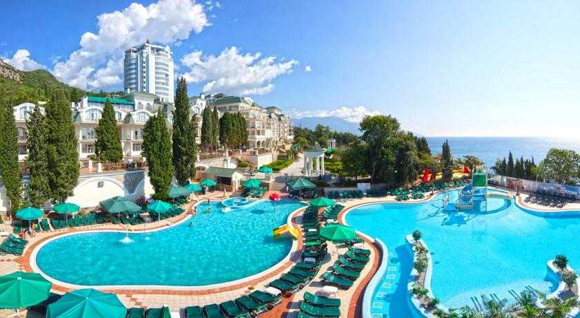 Лучшие отели в крыму для отдыха с детьми