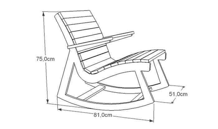 Кресло своими руками: базовый разбор всех видов - от качалок к простым и мягким
