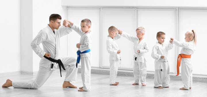 Лучшие виды спорта для детей | topcrop.ru