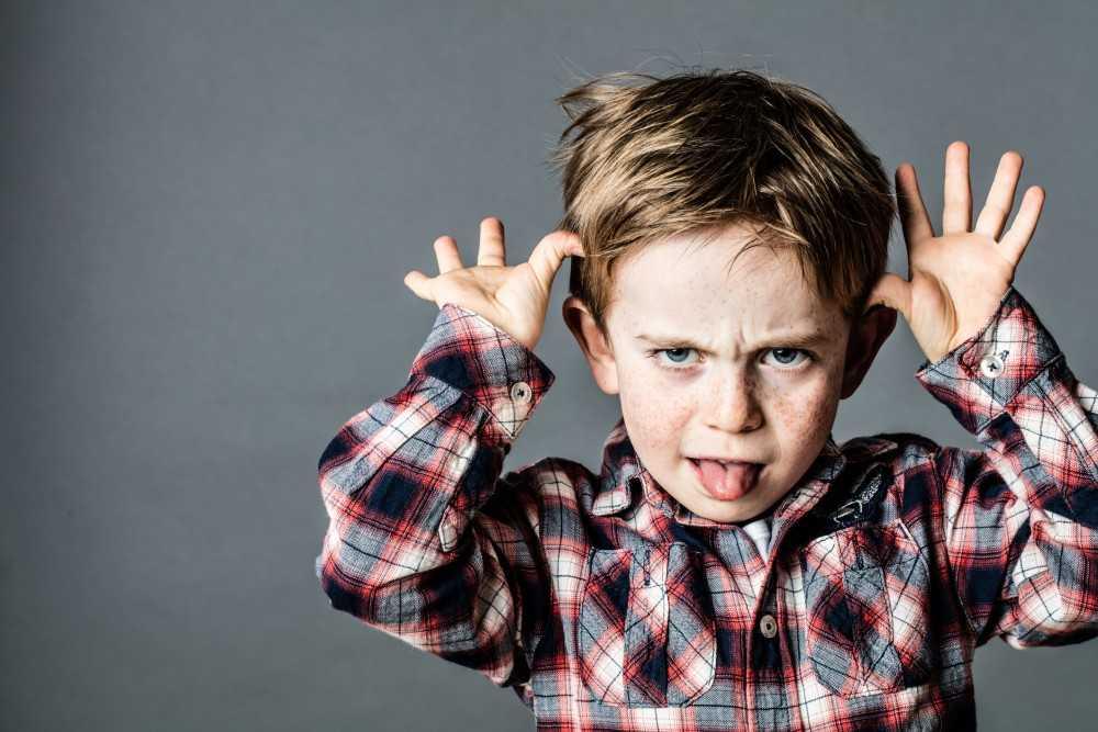 Непослушный ребенок: причины непослушания