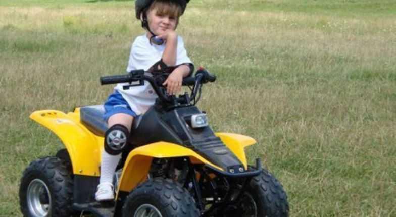 Обзор квадроциклов для детей от 5 лет