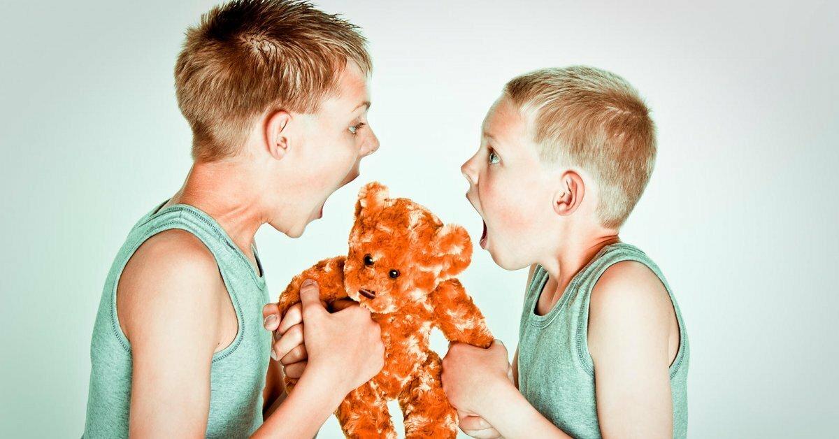 Почему нельзя заставлять малыша делиться: советы психологов