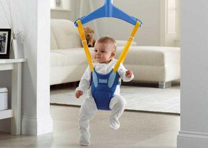 Прыгунки: за и против (комаровский)  ? здоровье ребенка