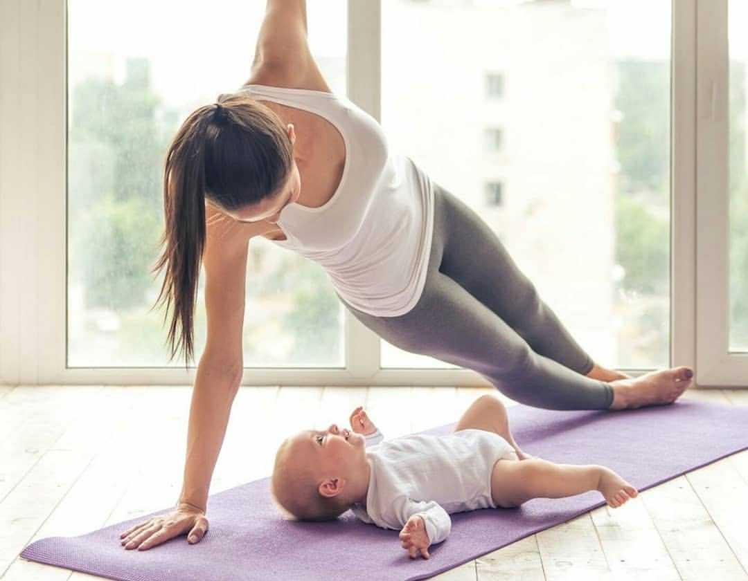 Восстановление после родов - с чего начать