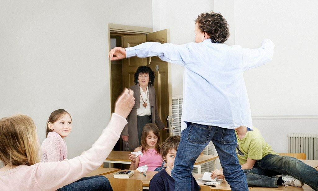 Гиперактивный ребенок - признаки и коррекция гиперактивности