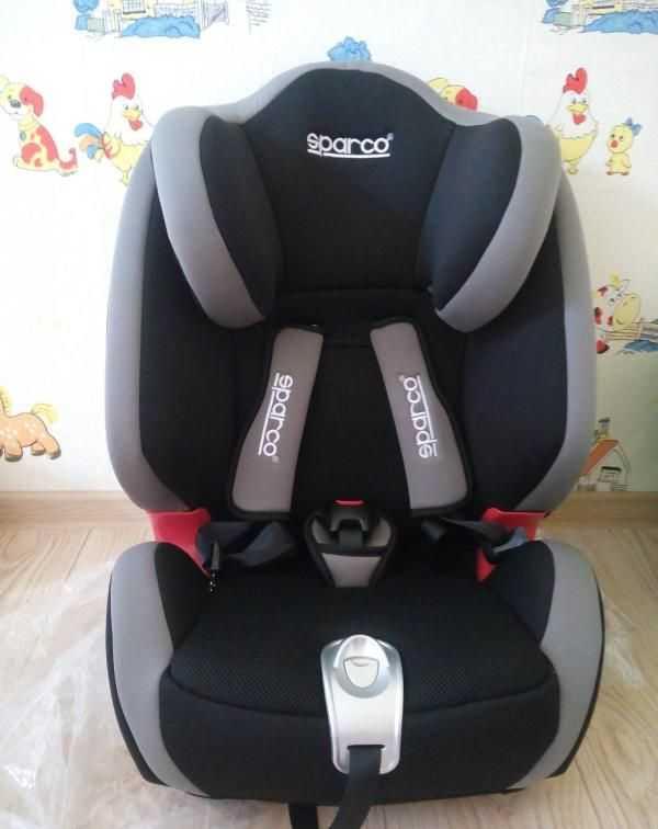 Автокресло детское sparco 0+/1/2 серый f2000k gy купить от 10811 руб в краснодаре, сравнить цены, отзывы, видео обзоры