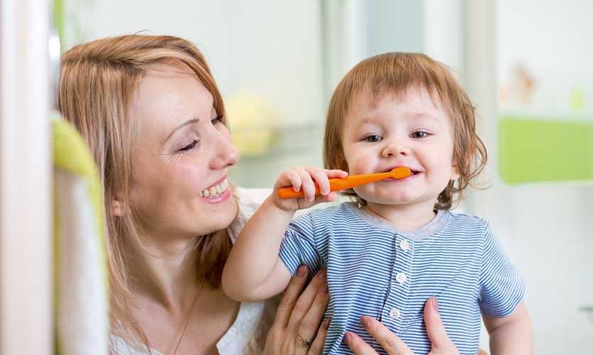 Как приучить ребенка самостоятельно чистить зубы с удовольствием
