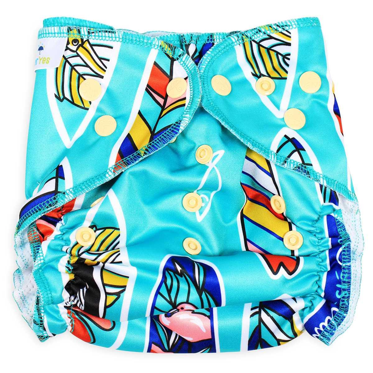 Многоразовые подгузники gloryes: выбираем памперсы для плавания, отзывы