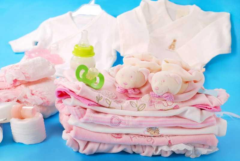 10 самых нужных вещей для новорожденного