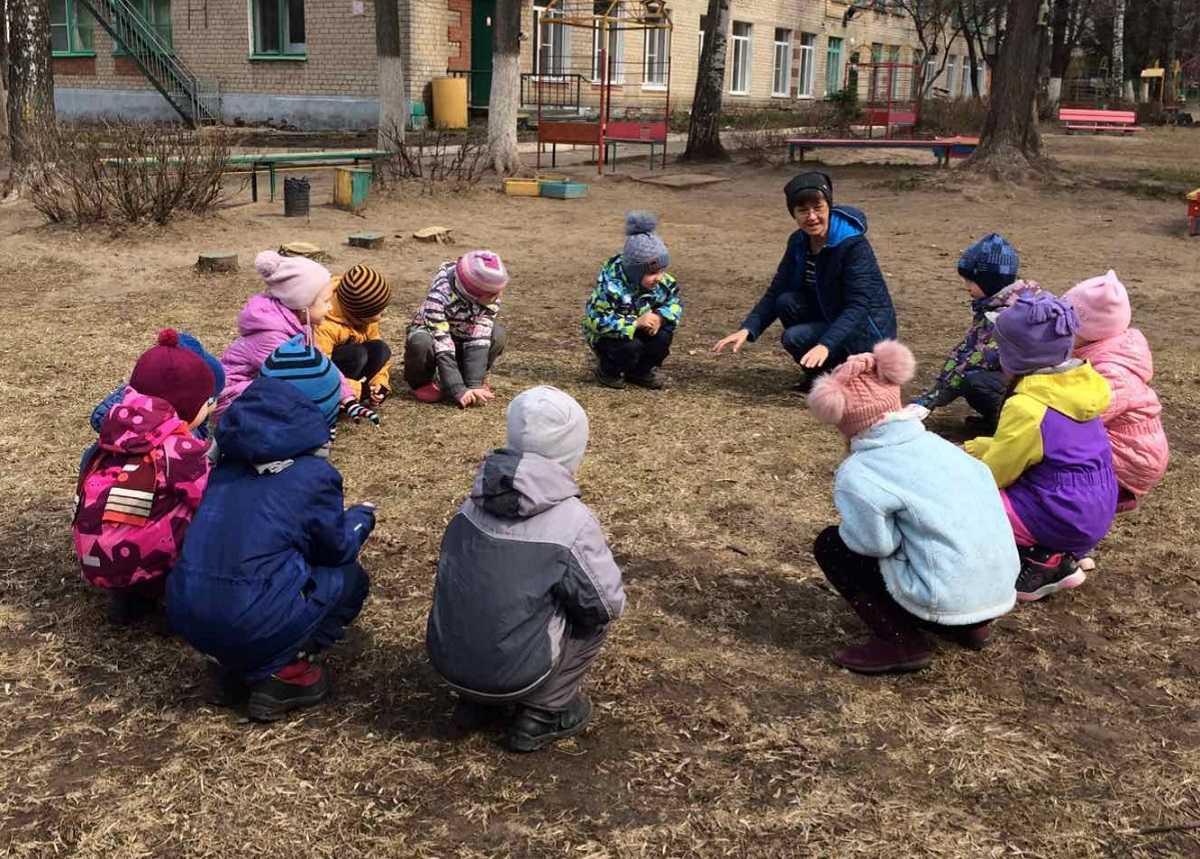 10 развивающих игр для детей на свежем воздухе   sm.news