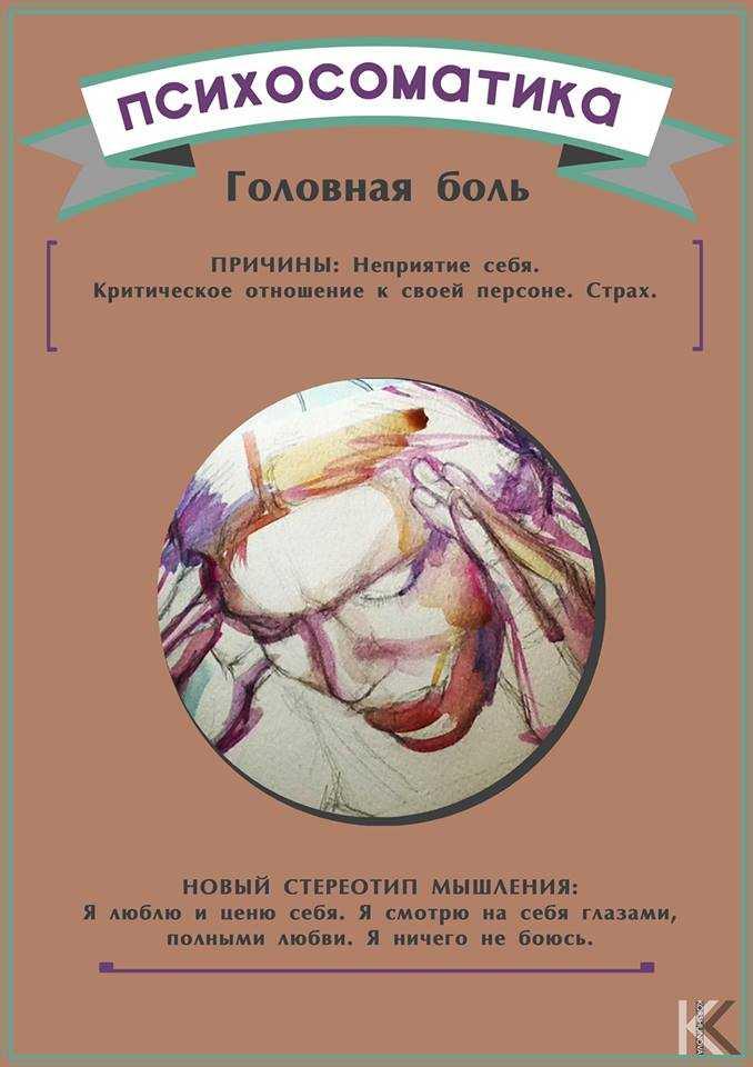 Психосоматика и горло: причины болезней и боли гортани