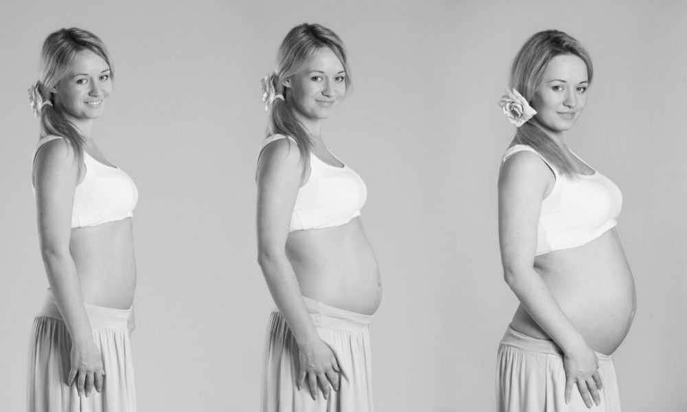 Первая и вторая беременность и чем они отличаются   в чем разница