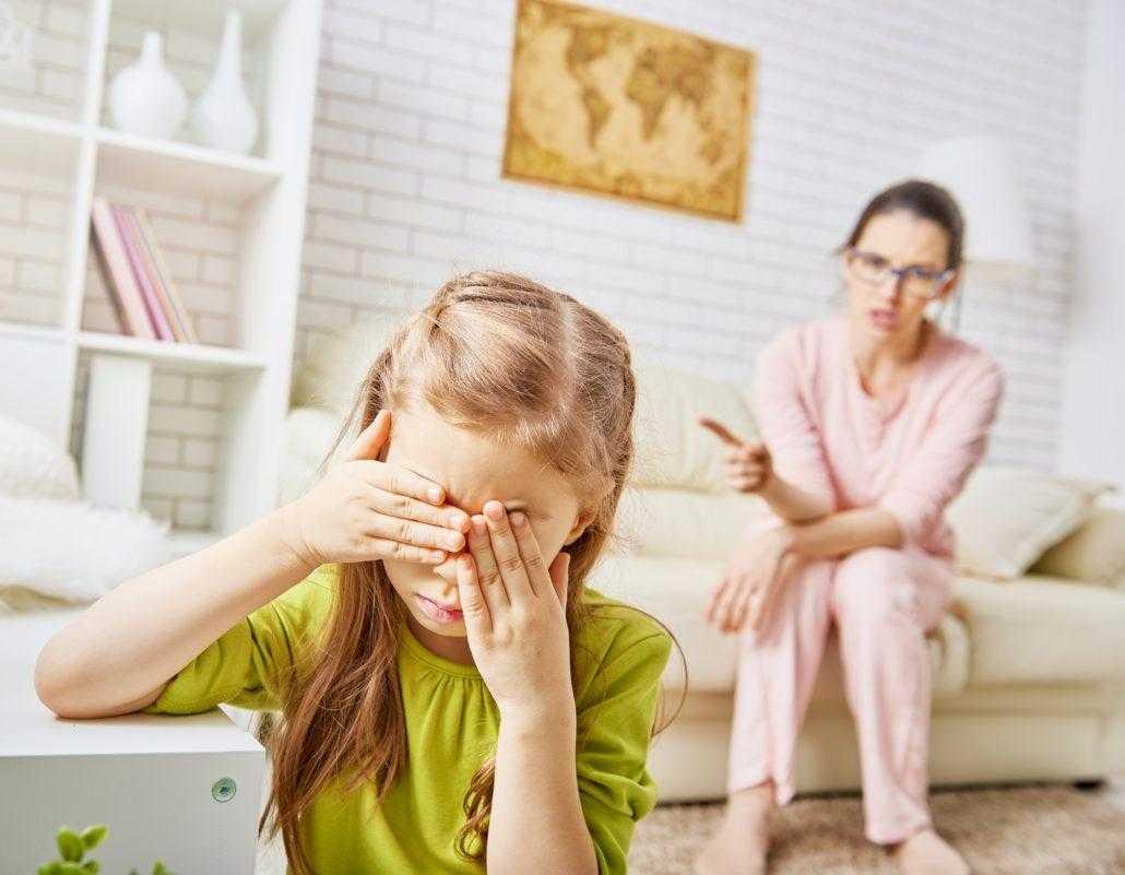 Как перестать кричать на ребенка: советы психолога, как не срываться