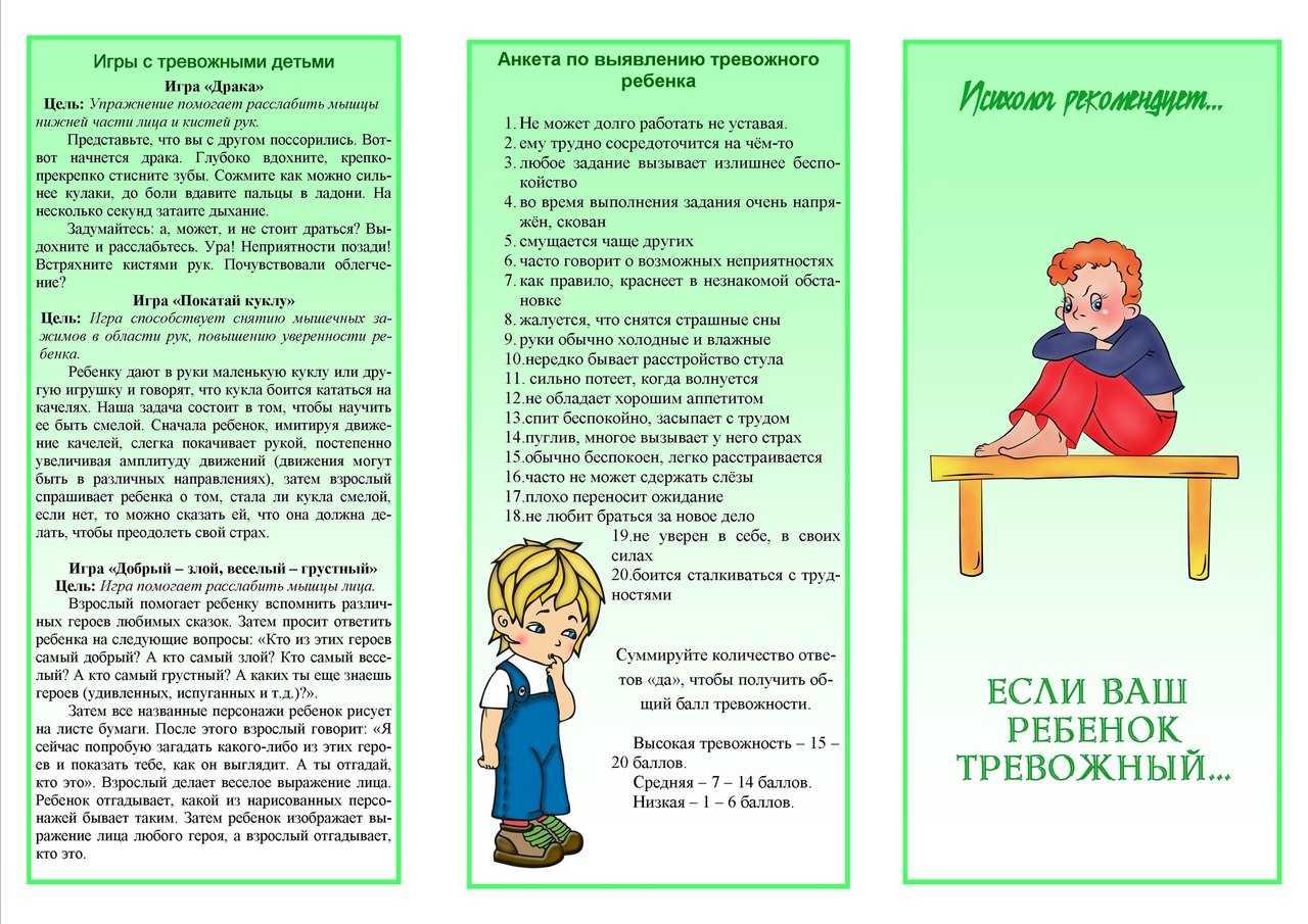 Воспитание детей: советы психолога