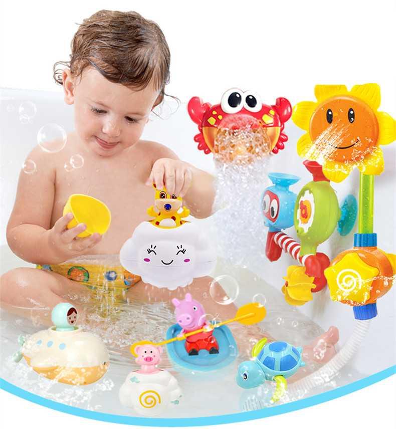 Игрушки для купания  купить в интернет-магазине жили-были.