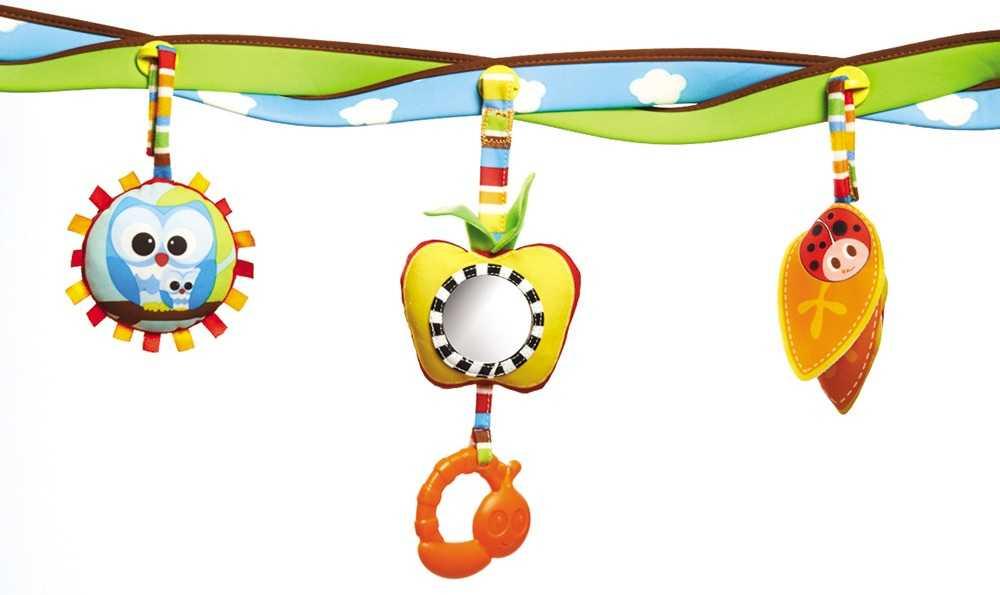 Погремушки, дуги для коляски, автокресел, игрушки-подвесы для детей - интернет-магазин детских погремушек и подвесов в кроватку в санкт-петербурге (спб) и москве.