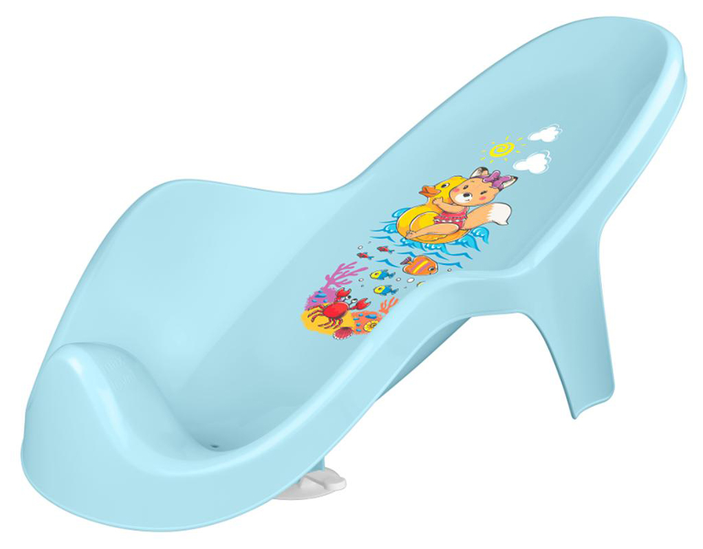 Горка для купания новорожденных