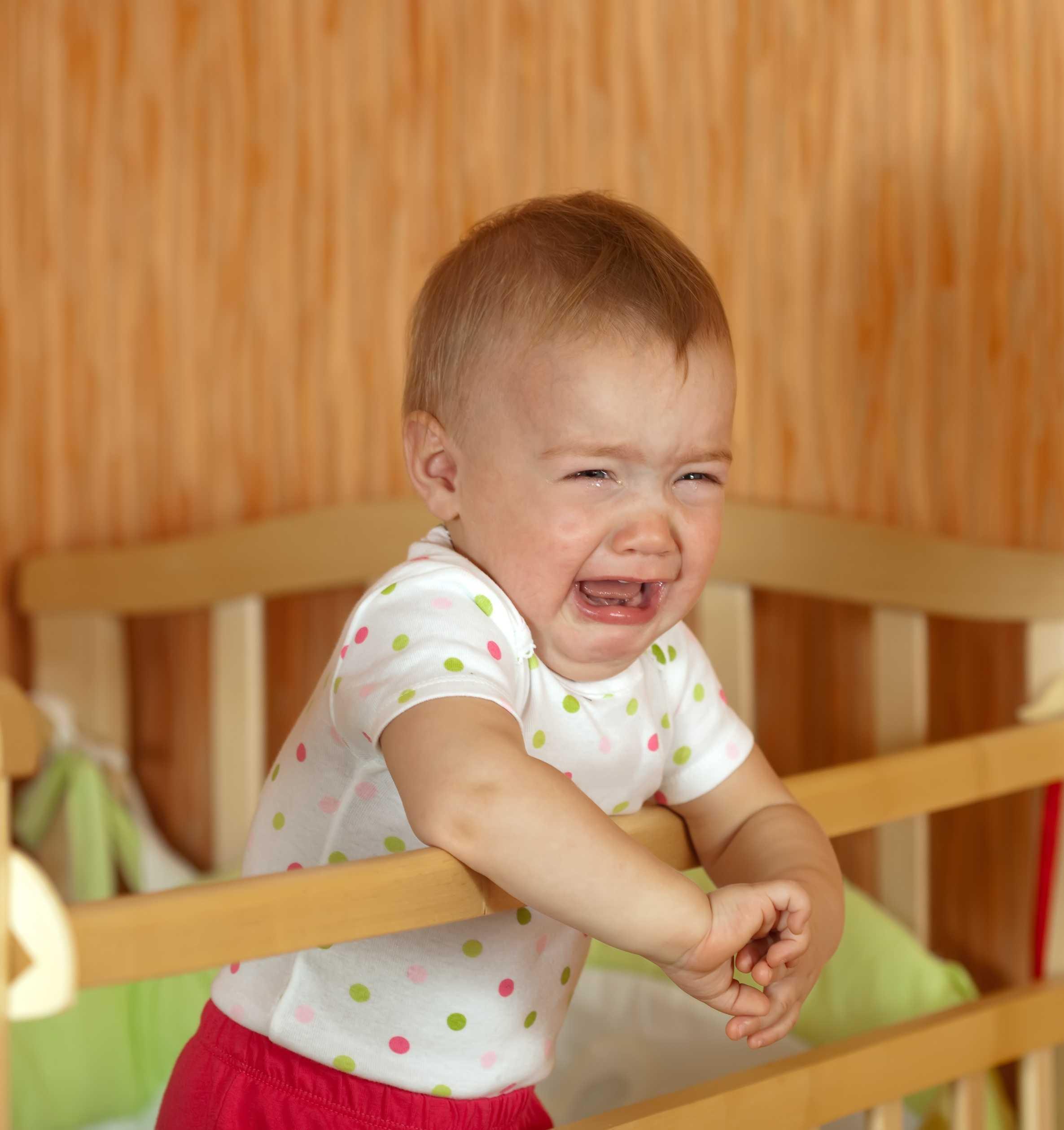 Капризы у ребенка: что делать?
