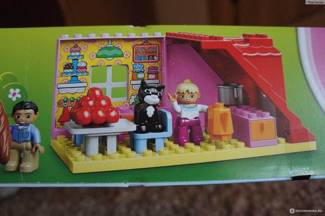 Купить конструктор lego duplo 10505 конструктор лего дупло кукольный домик купить в интернет-магазине toy.ru