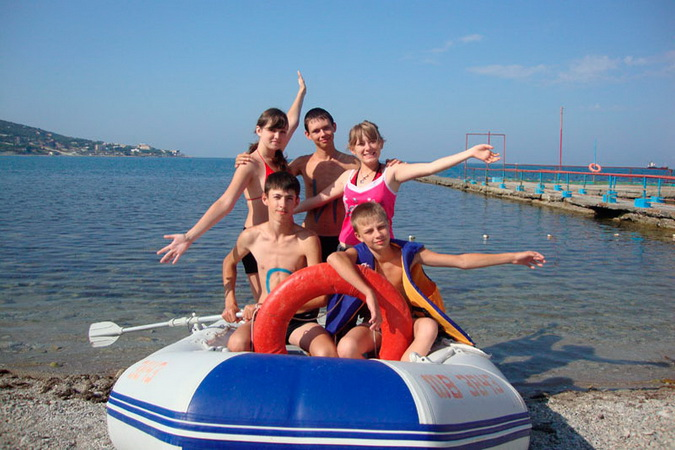 Отдых с детьми на азовском море /  отдых в ейске - бронирование жилья 2020