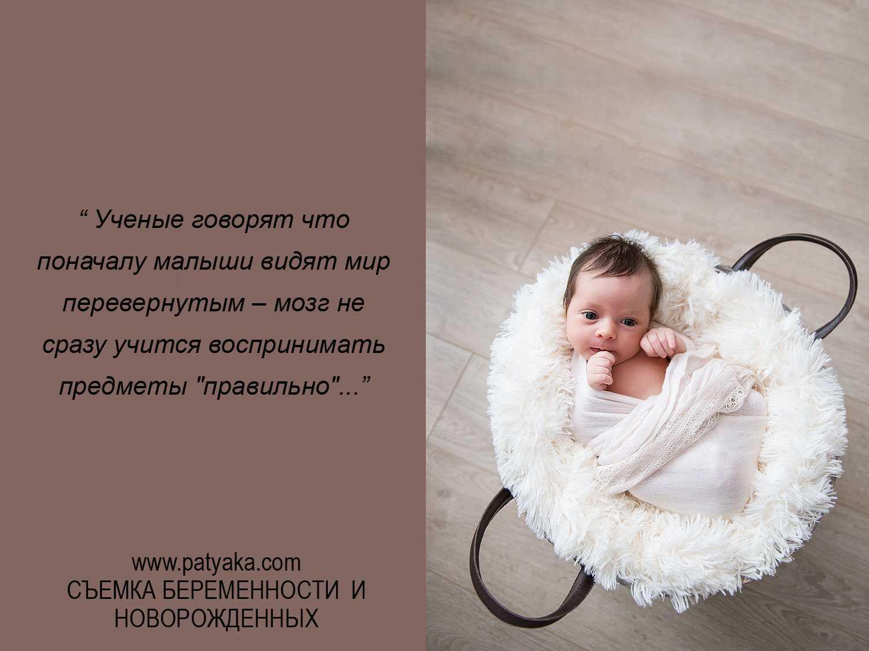Самые интересные факты про детей. 10 фактов о новорожденных