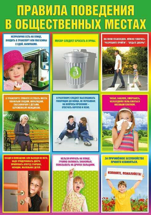 Этикет для детей и в школе | заметки официанта