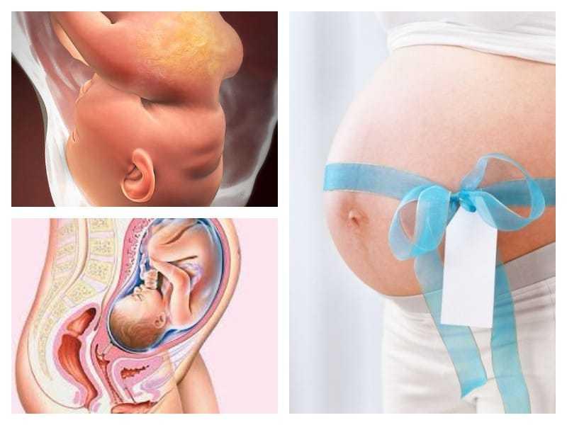 34 неделя беременности: что происходит с малышом и мамой?