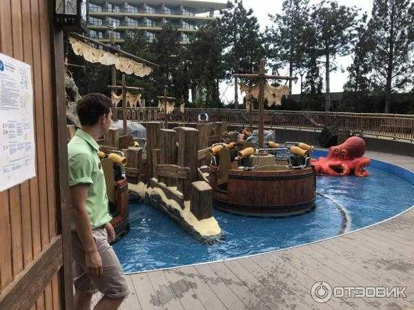 Парк аттракционов для жителей и гостей крыма