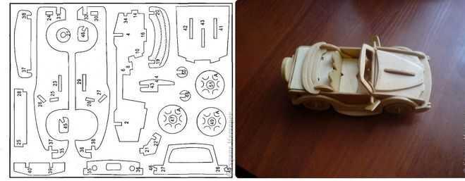 Изготовление мебели из фанеры своими руками