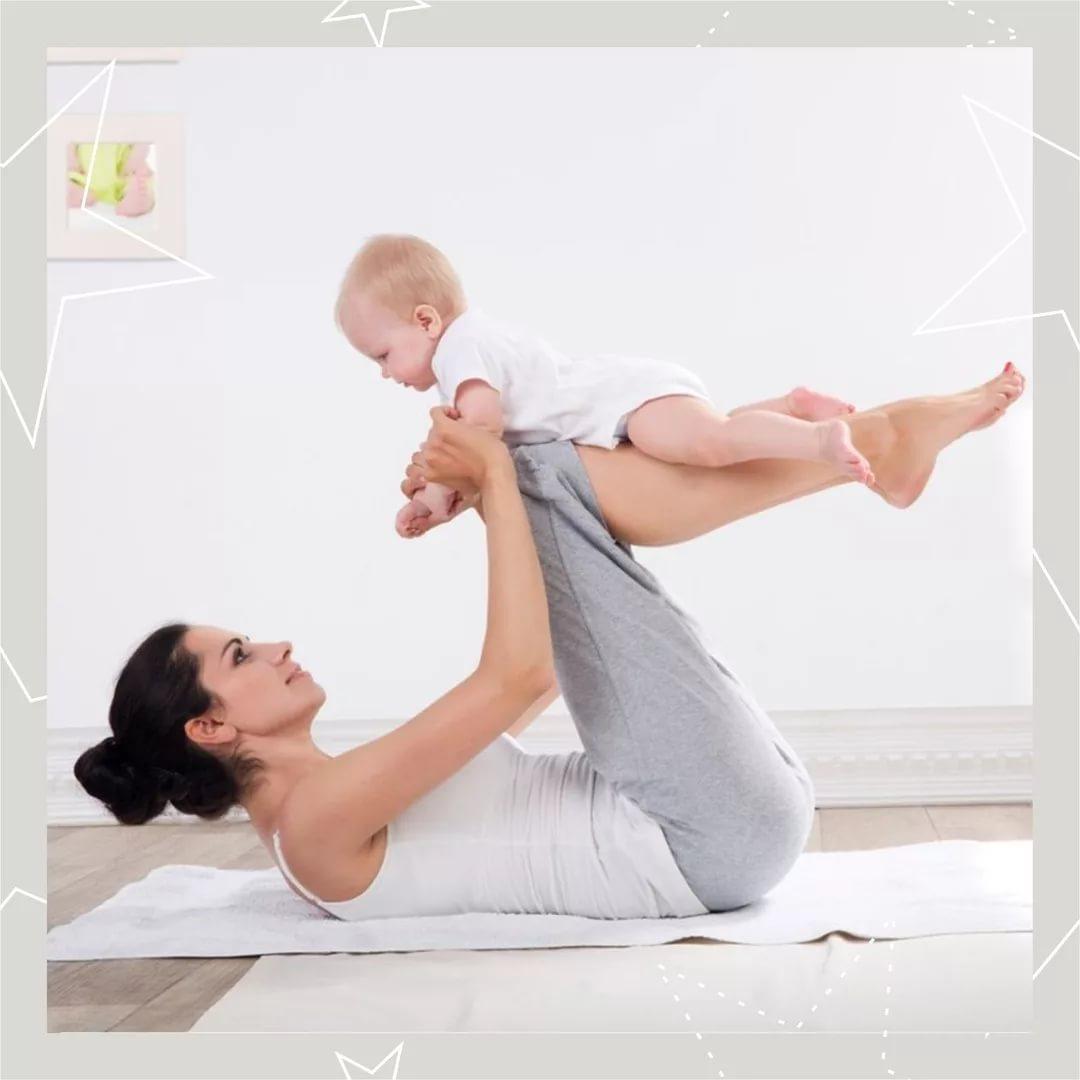 8 советов, как восстановить здоровье после родов