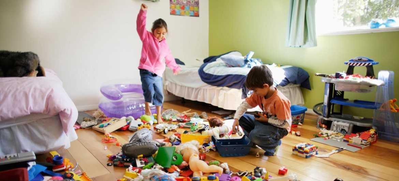 У ребенка отбирают игрушки