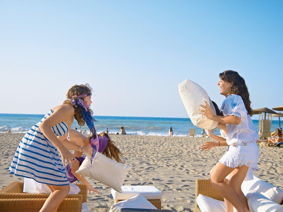 Где на крите лучше отдыхать с детьми?