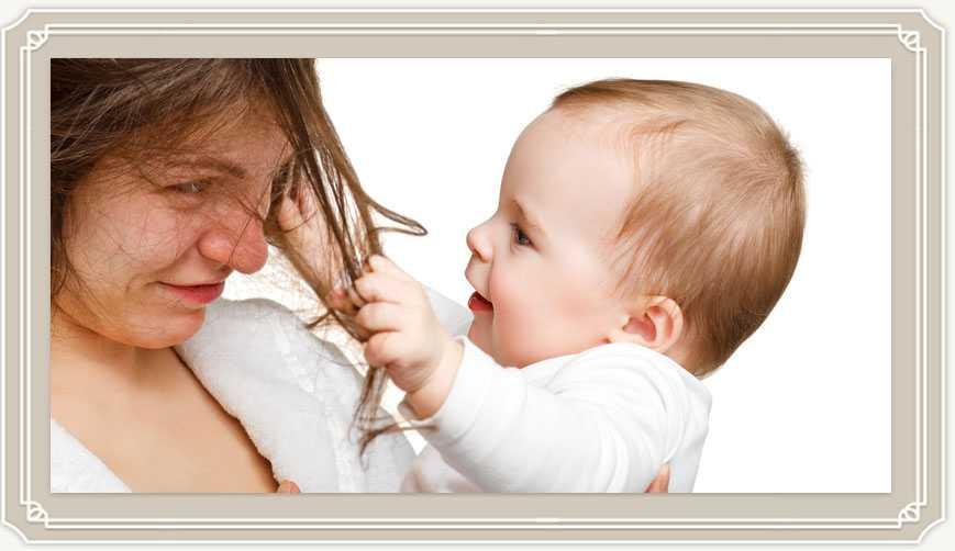 Покраска волос при грудном вскармливании: опасно или нет?
