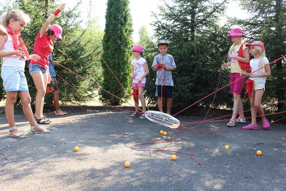 Подвижные игры на день рождения для детей 5-10 лет